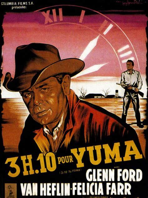 film western yuma trois heures dix pour yuma film 1957 allocin 233