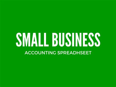 income and expenses spreadsheet small business template spreadsheet