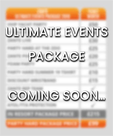 ayia napa cyprus event package  party hard travel