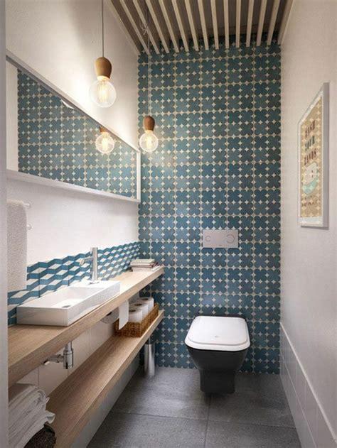 Badezimmer Fliesen Vorbereiten by So K 246 Nnen Sie Ein Gem 252 Tliches G 228 Ste Wc Gestalten