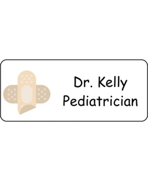 dr name tag template name tags doc name tag wizard