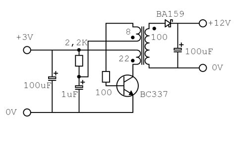 schema alimentatore switching infoportal breve tutorial sui tipi di alimentatore switching
