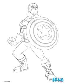 captain america coloring pages captain america coloring pages hellokids