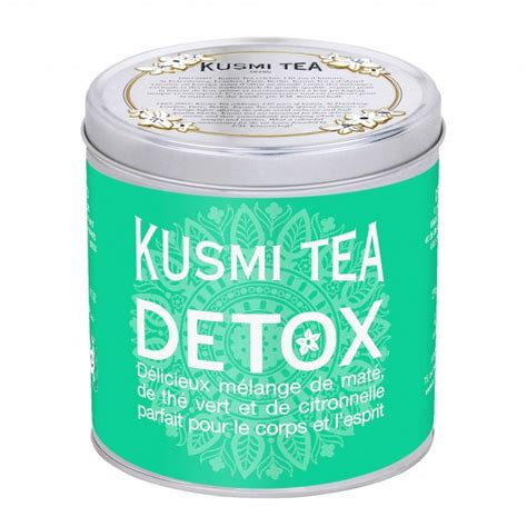 Detox Kusmi Tea by Kusmi Tea Detox Mate Gr 252 Ner Zitronengras Kusmitea