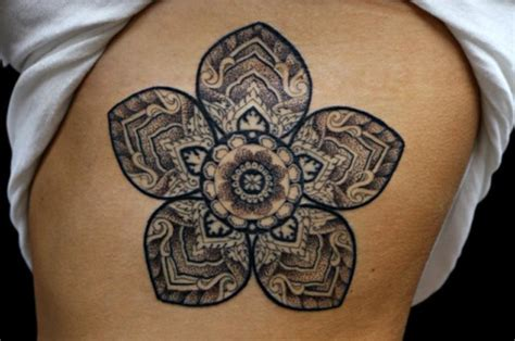 tattoo boho pinterest boho flower tattoo tats pinterest