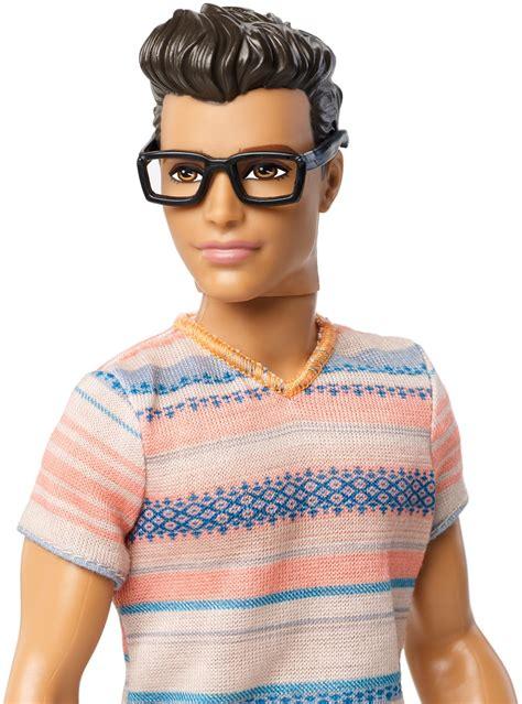Trendy Eyeglasses 2017 by Barbie Fashionistas Ken Friend Doll Dolls Amazon Canada