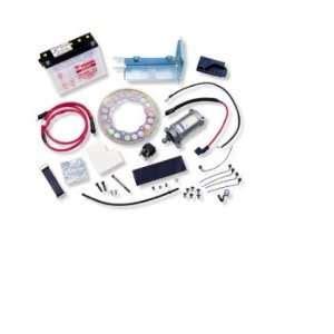 Johnson S Starter Kit electric start kit for johnson evinrude 20 25 30 35 hp outboard motors on popscreen