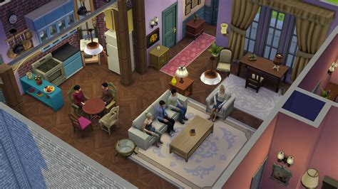 Apartment Friends The One Where You Can Relive The Friends Tv Show In The