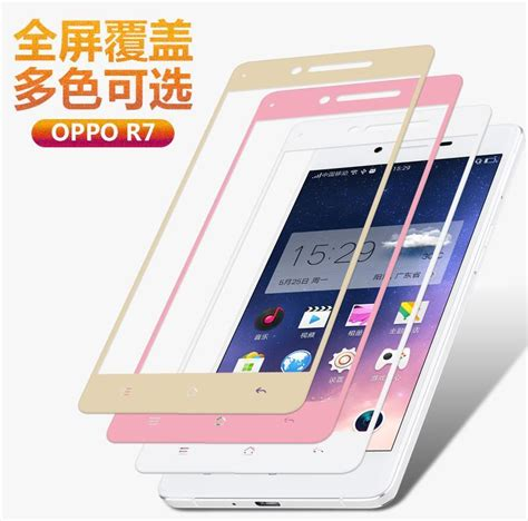 Diskon Tempered Glass Aiueo Oppo R7 oppo r7 lite cover 9h tempered end 4 19 2017 2 45 pm