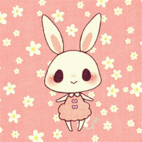 imagenes e kawaii kawaii bunny fondo de pantalla bloqueo by lazukiztrukiz on