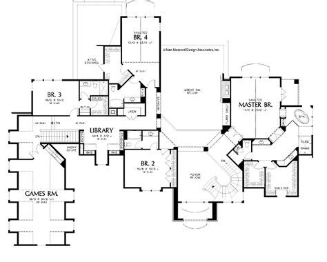 8000 square foot house plans home plans homepw02494 7 838 square feet 5 bedroom 6