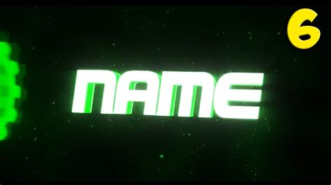 templates for blender top 10 green blender intro template 6 free
