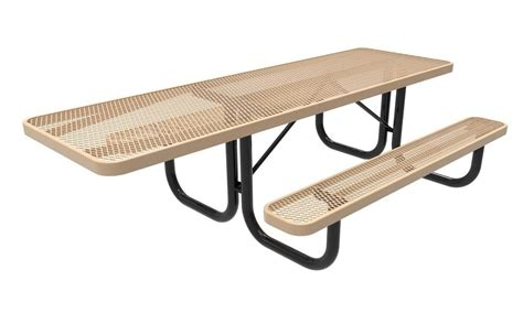 metal picnic table innovative picnic table metal purchase picnic tables expanded metal tables park table outdoor