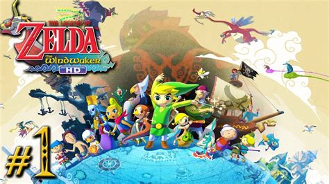Link Time Fabsugar Want Need 52 by The Legend Of Wind Waker Hd Part 1 Adventure
