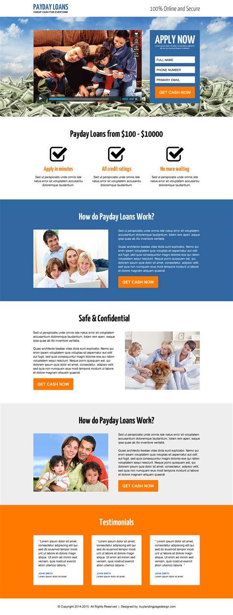 landing page design template landing page design templates