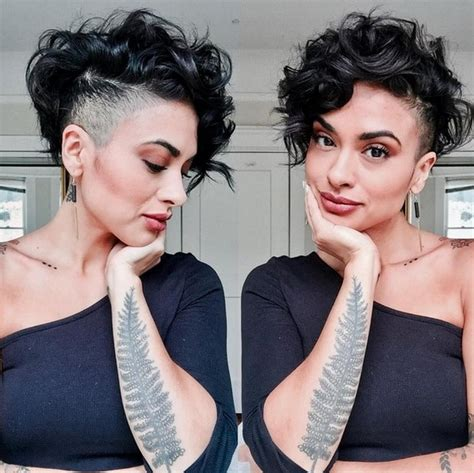 35  Pixie Haircuts for Curly Hair 2018   Goostyles.com