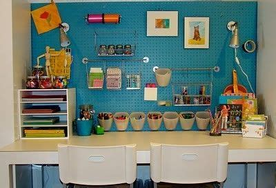 organized desk space desk organizing craft areas pinterest peg board organizer for behind the desk by ltanner97 kid