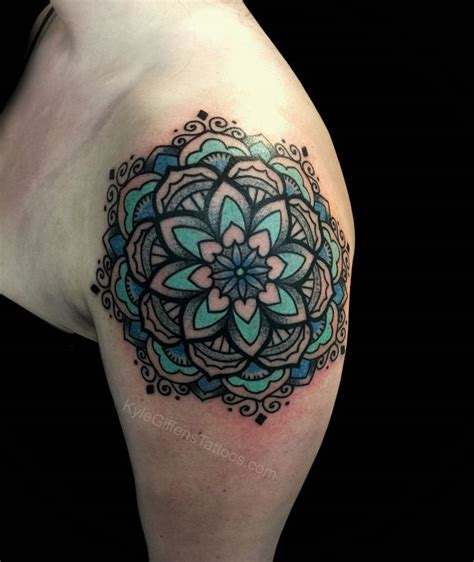 mandala tattoo austin tx 37 best images about kyle giffen tattoos on pinterest