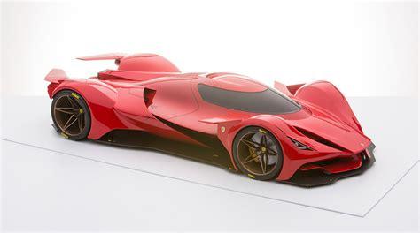ferrari prototype 2016 car designer dreams up rad ferrari le mans prototype 95