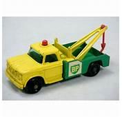 Matchbox Regular Wheels 13D 3 BP Dodge Tow Truck