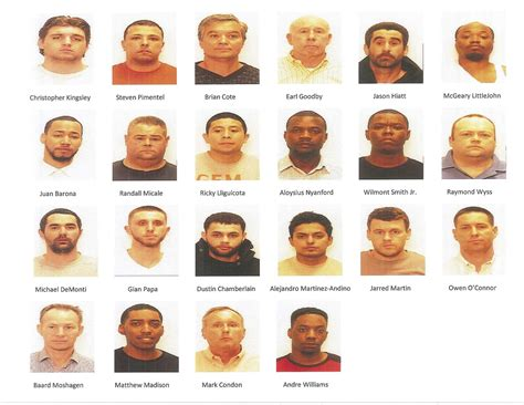 Providence Ri Arrest Records Golocalprov Operation Backpage Nets 22 Solicitation