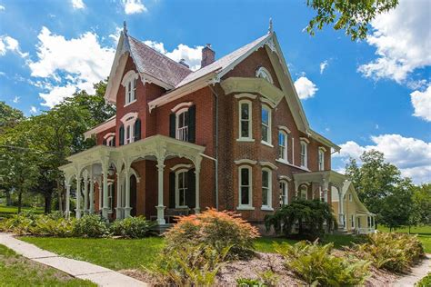 gothic revival house house of the week a gothic revival mansion on an old