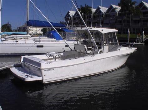 boat trader western australia 2011 capricorn 770 sportfisher centre console for sale