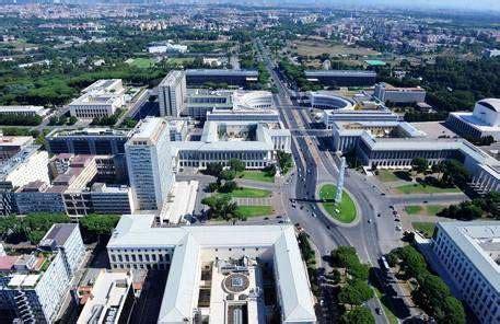 di commercio roma eur inail acquista quattro palazzi e salva la nuvola di fuksas