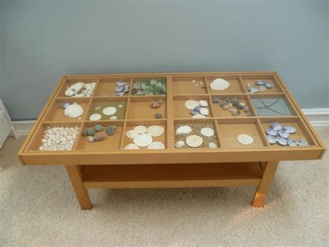 Coffee Table With Display Top Ikea Display Coffee Table With Glass Top Esquimalt View Royal