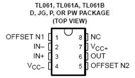 wz 061 zener diode datasheet tl061 jfet op ic nightfire electronics llc