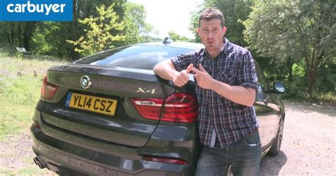 Mat Watson Carbuyer by Bmw X4 Review Talks About Practicality Autoevolution