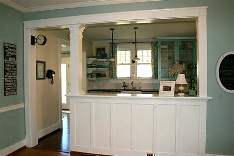 Opening Up Living Room And Kitchen Via Hooked On Houses K 248 Kkeninspiration A