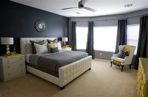 white yellow and grey bedroom fifty shades of grey design ideas and inspiration