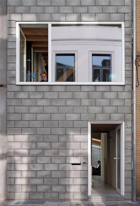 Kettler Brick Block Original gallery of house 12k dierendonck blancke architecten 3
