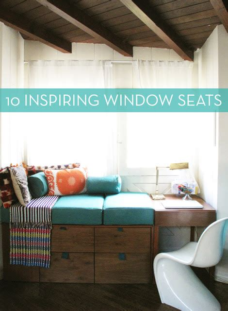 Windowseat Inspiration Design Fixation More Window Seat Inspiration