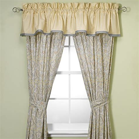laura ashley curtains buy laura ashley 174 berkley 84 inch window curtain panel