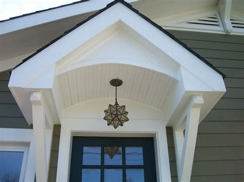 Overhang Light sixty fifth avenue craftsman style cottage