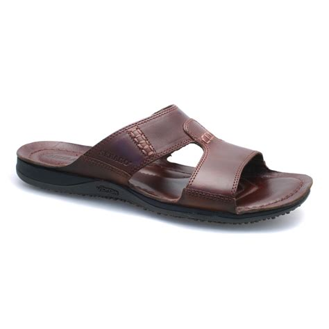 sandals mens mens brown leather sandals uk sandals