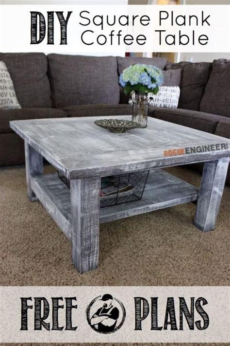 coffee table plans table plans and coffee tables on