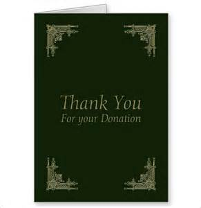 thank you template for donations 105 thank you cards free printable psd eps word pdf