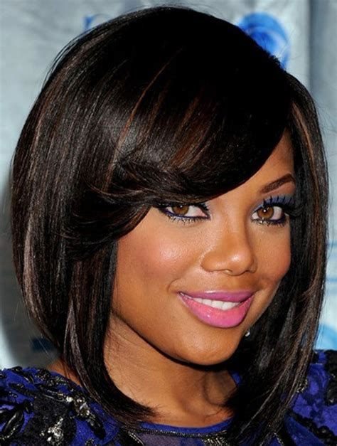 black ladies with round face hair style round face hairstyles for black women 75 with round face