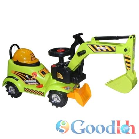 motor excavator mainan anak ldd 168