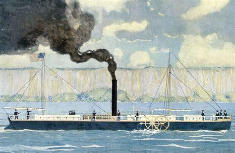 steamboat significance gibbons v ogden 1824 landmark legal case