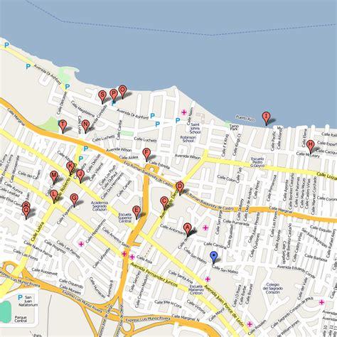 san juan map san juan map tourist attractions toursmaps