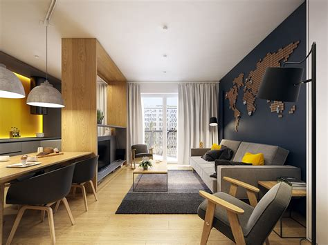 travel home decor a modern scandinavian inspired apartment with ingenius