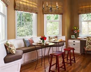 kitchen bay window seating ideas some kitchen window ideas for your home