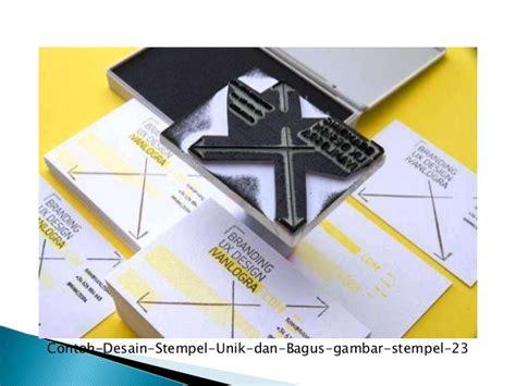 desain lu gantung unik 30 contoh desain stempel unik dan bagus