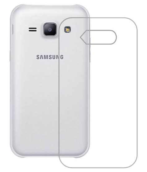 Silicon Boneka For Samsung J1 Ace neeshee silicone back cover for samsung galaxy j1 ace transparent plain back covers