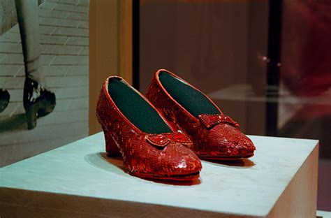 which smithsonian has ruby slippers steven lashower photography