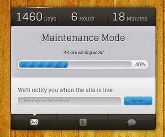 maintenance mode html template maintenance mode template templates gallery